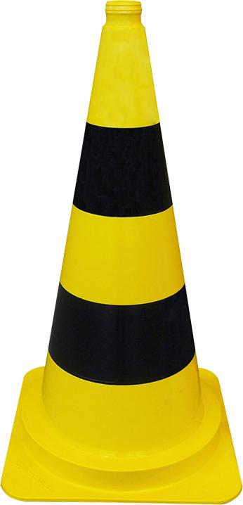 Schake Leitkegel gelb | schwarz