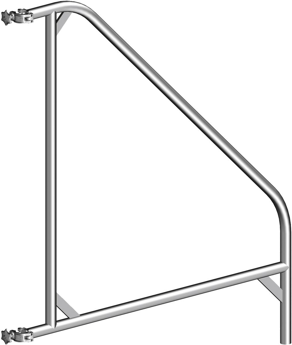 Layher Fahrgerüst Alu-Ausleger 1,50 m