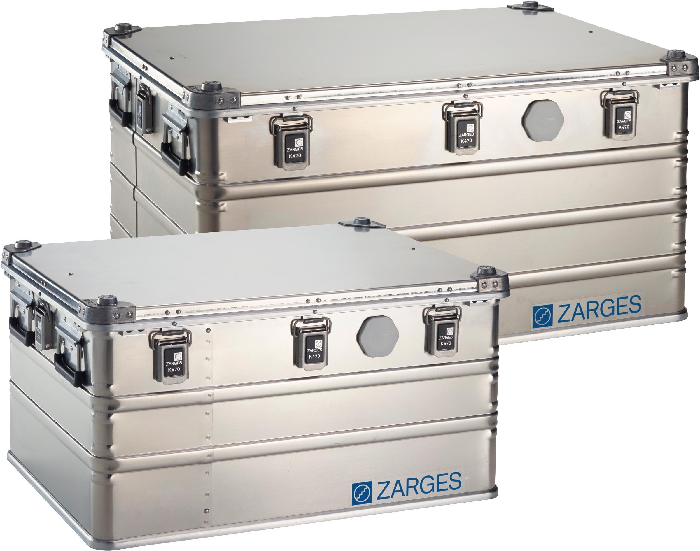 ZARGES Alubox K 470 IP 67 Universalkiste