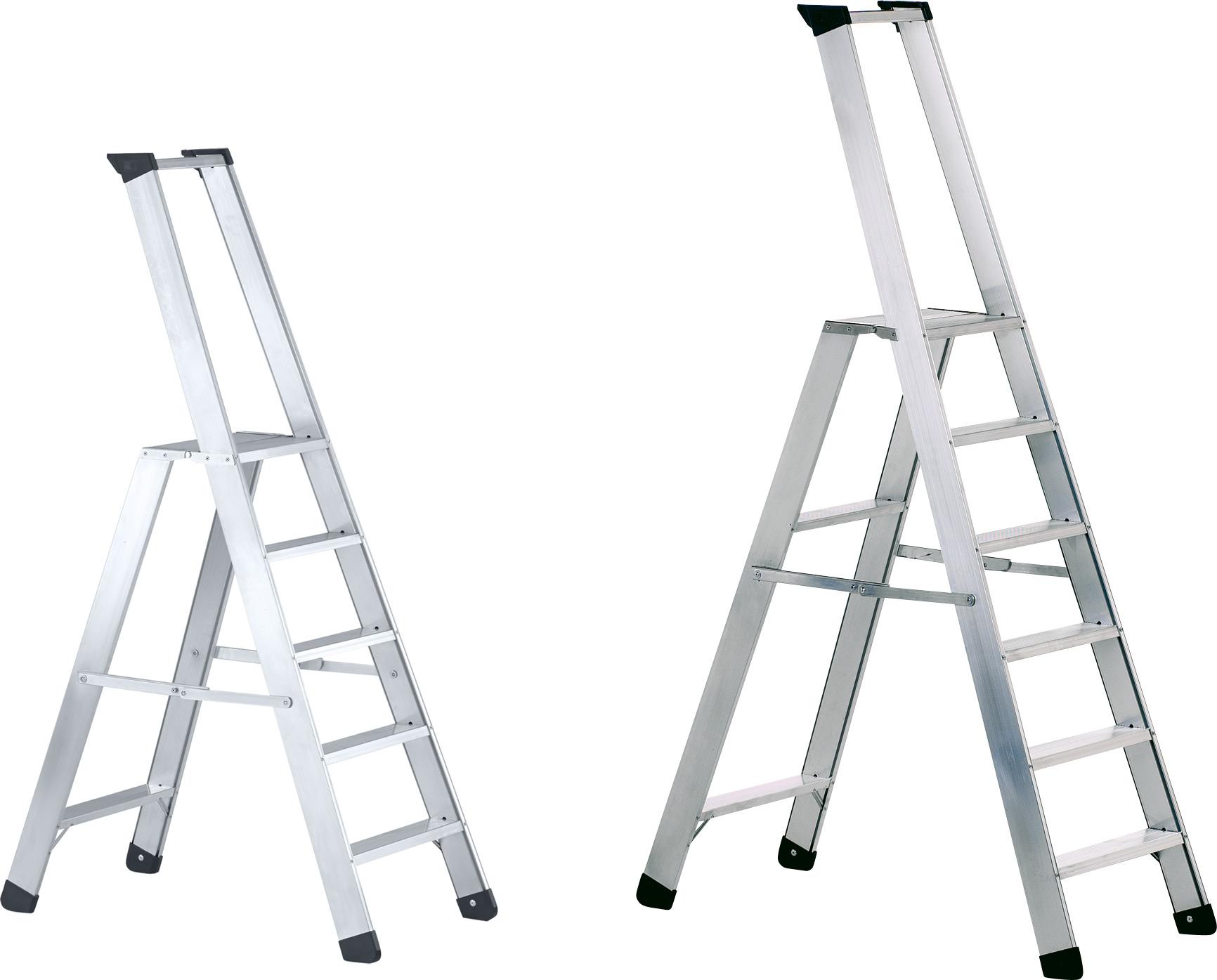 ZARGES Stufen Stehleiter Seventec S - Stufen