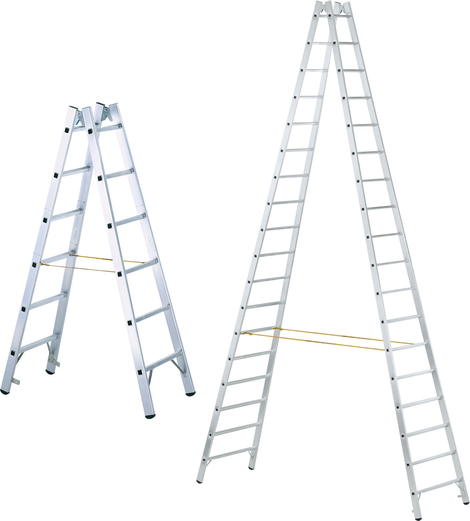 ZARGES Leiter Stehleiter Coni B - Stufen