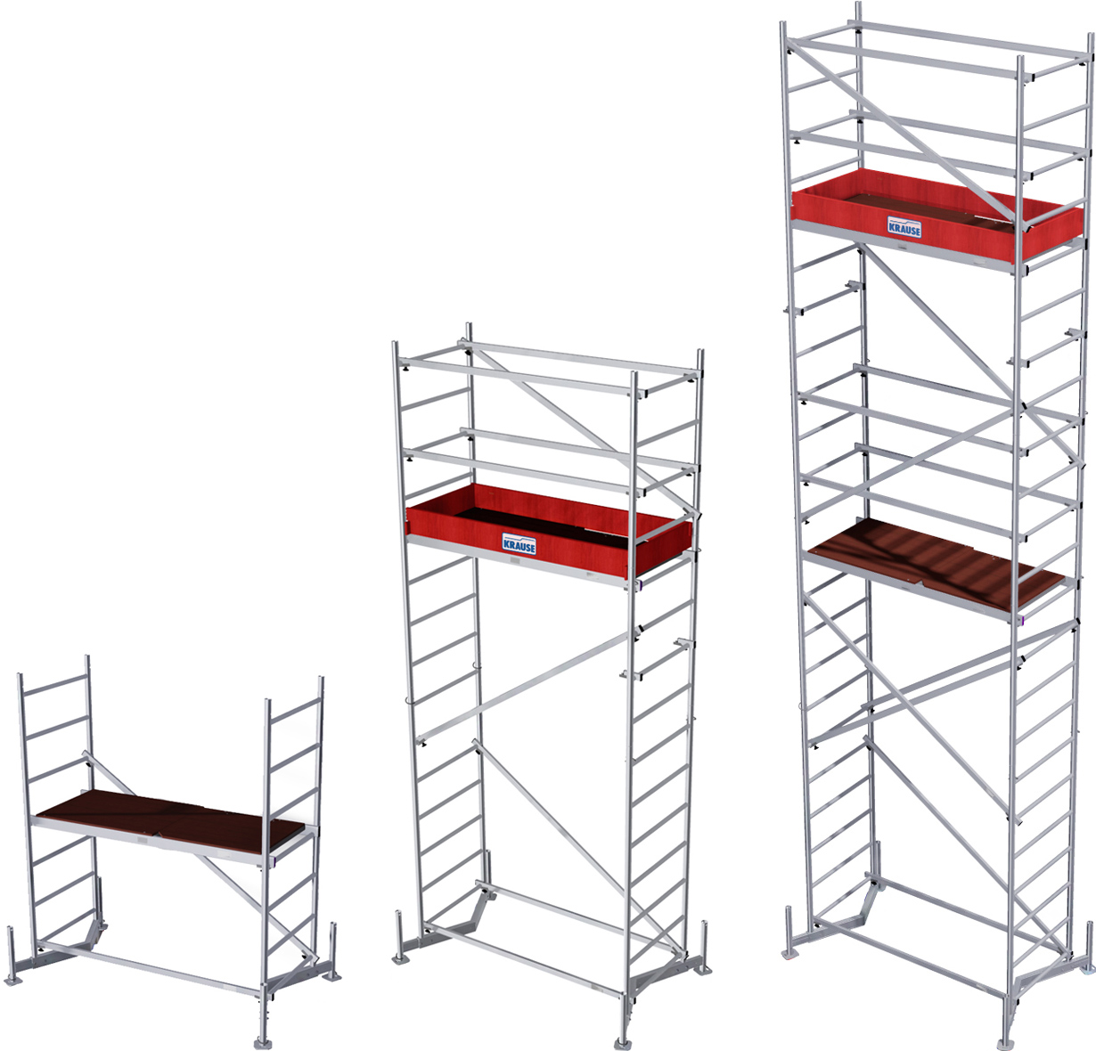 Gerüst Krause Monto ClimTech Alu 0,65x1,50m
