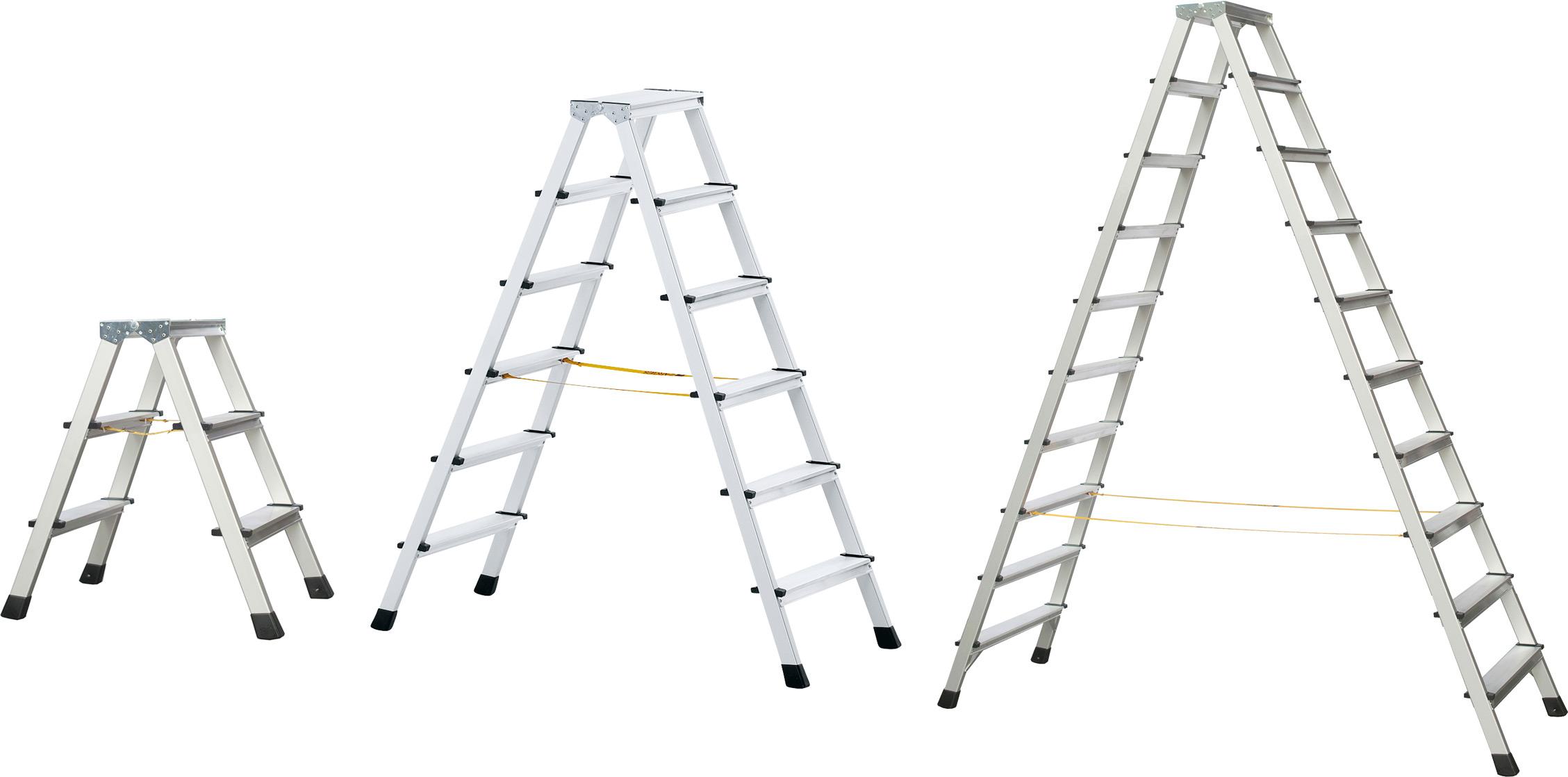 ZARGES Stufen Stehleiter XLstep B - Stufen