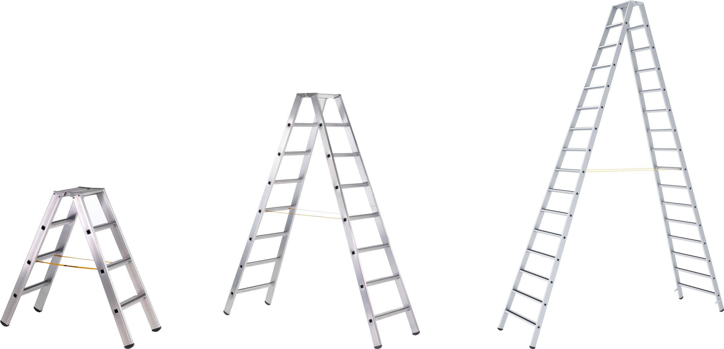 ZARGES Stufen Stehleiter R13step B - Stufen