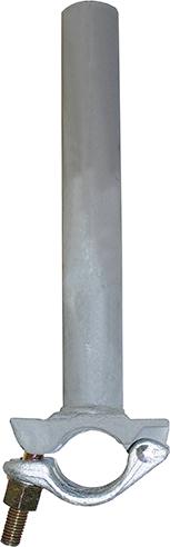 Krause Rollgerüst Ballasthalter für sechs Ballastgewichte