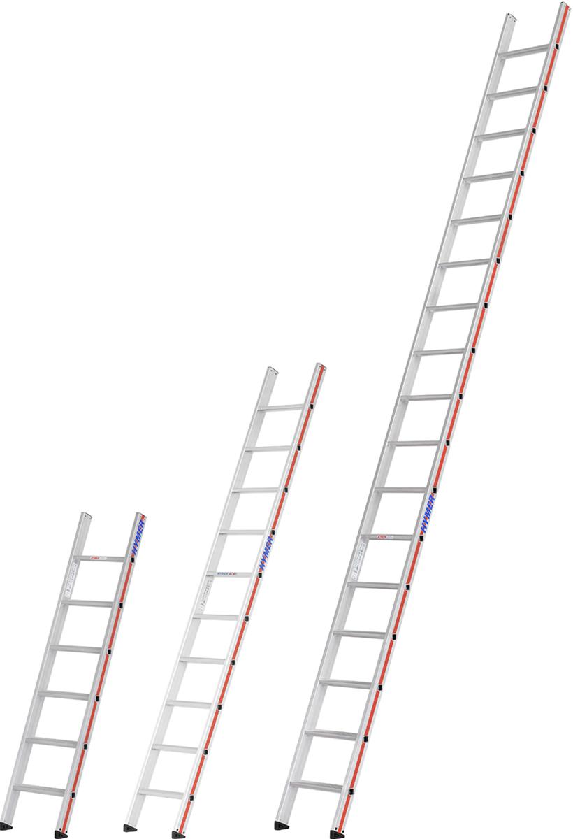 Hymer Anlegeleiter SC 80 Alu 6 - 11 Stufen