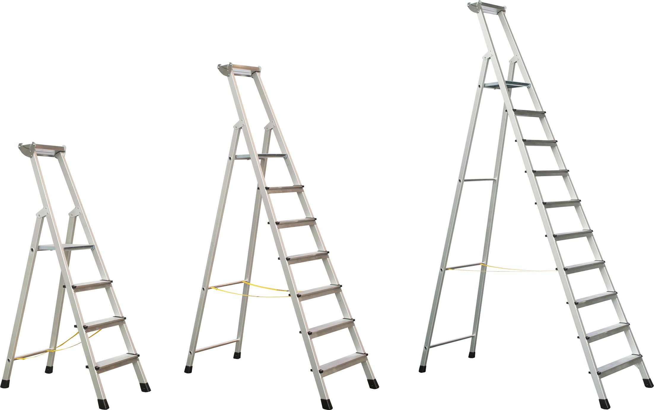 ZARGES Stufen Stehleiter XLstep S - Stufen