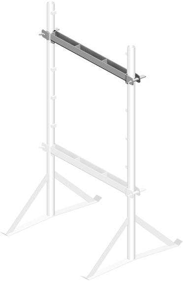 Layher Fix-Bock Querriegel 850 mm