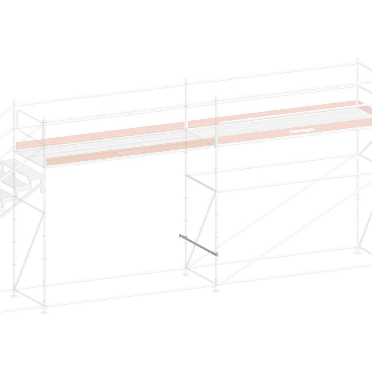 Layher Eisfrei-Verankerungs-Set Wand
