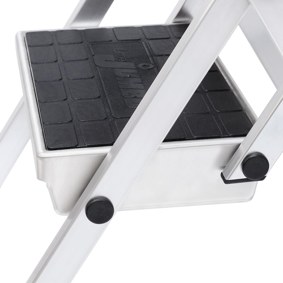 Hymer Sicherheitstreppe mit Bügel 3 Stufen