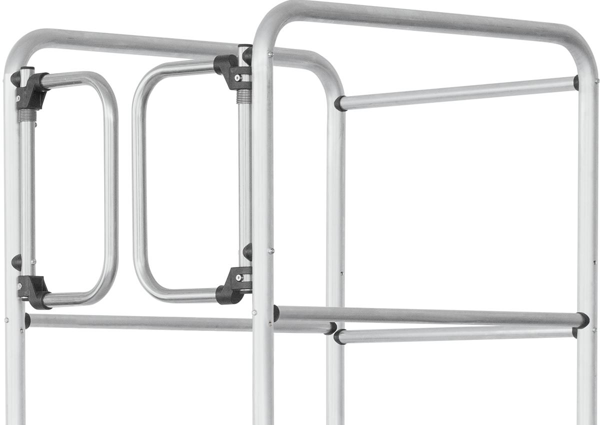 Hymer Rückenschutztüre 3-8 Stufen