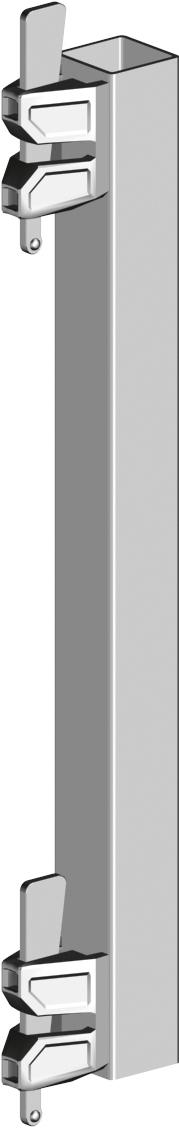 Layher Allround Stiel-Sicherung 0,50 m