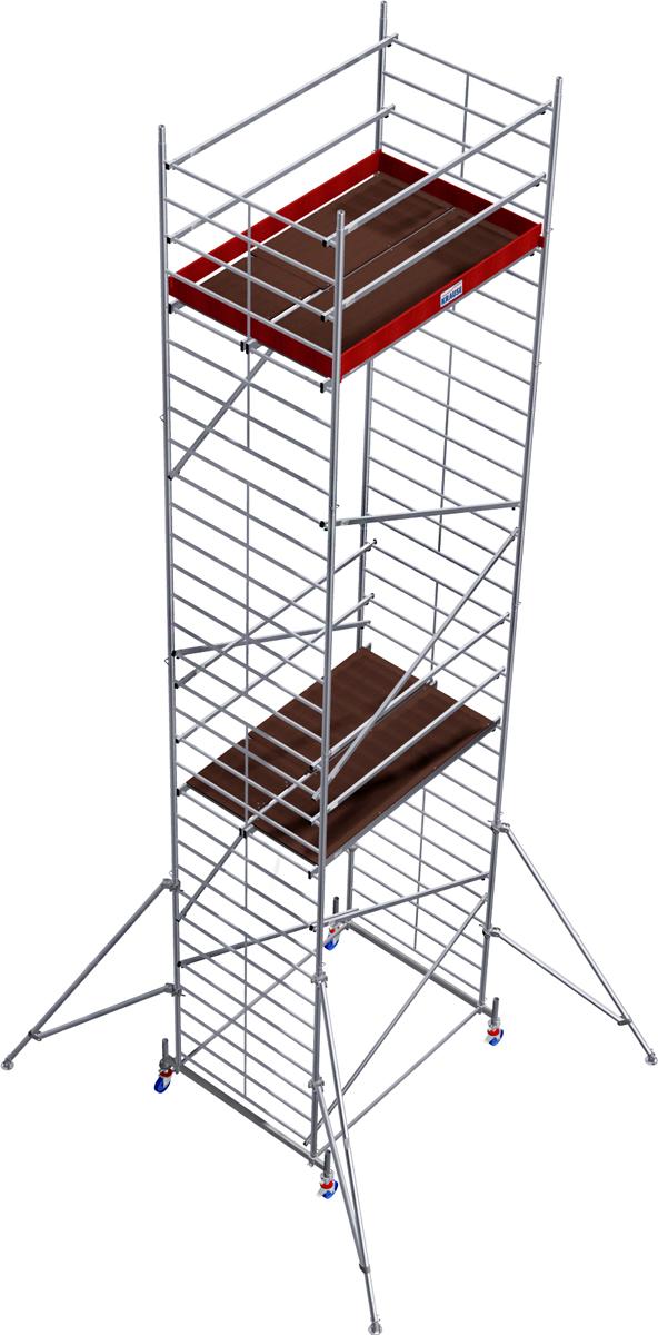 Rollgerüst Krause Monto ProTec XXL 1,40x2,00m - AH 9,30m