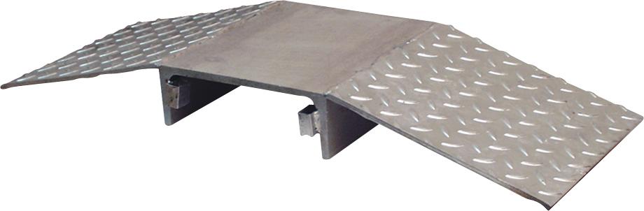 Schake Schlauch- und Kabelbrücke Stahl