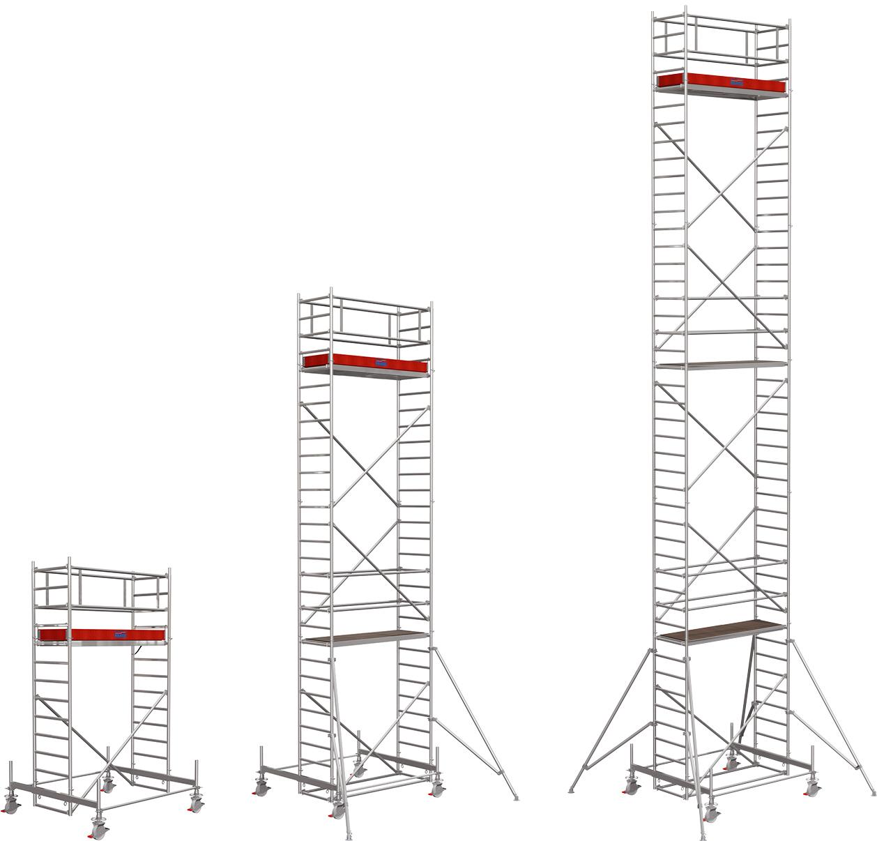 Rollgerüst Krause Stabilo Serie 100 Alu 0,75x2,00m