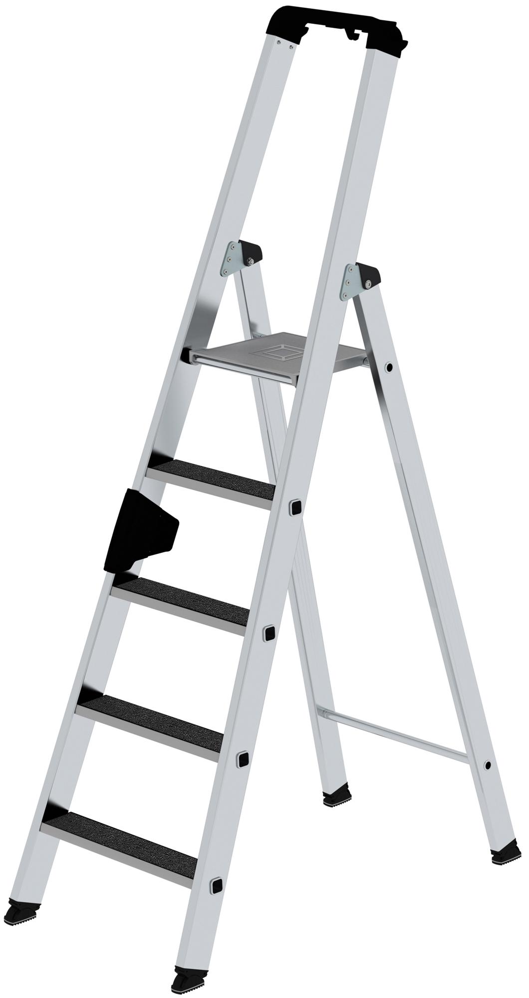 Günzburger Stehleiter R13 Alu clip-step 12 Stufen