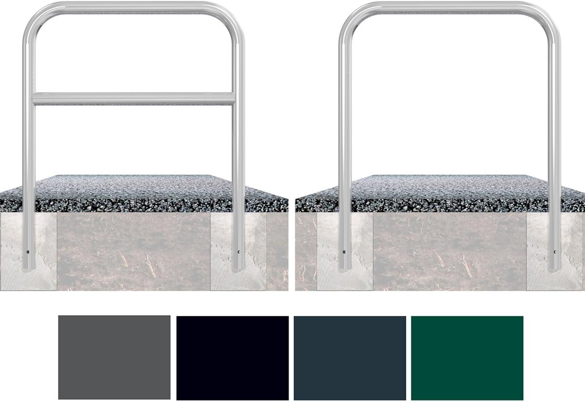 Schake Rohrbügel Stahl Ø 60 mm Sonderfarben