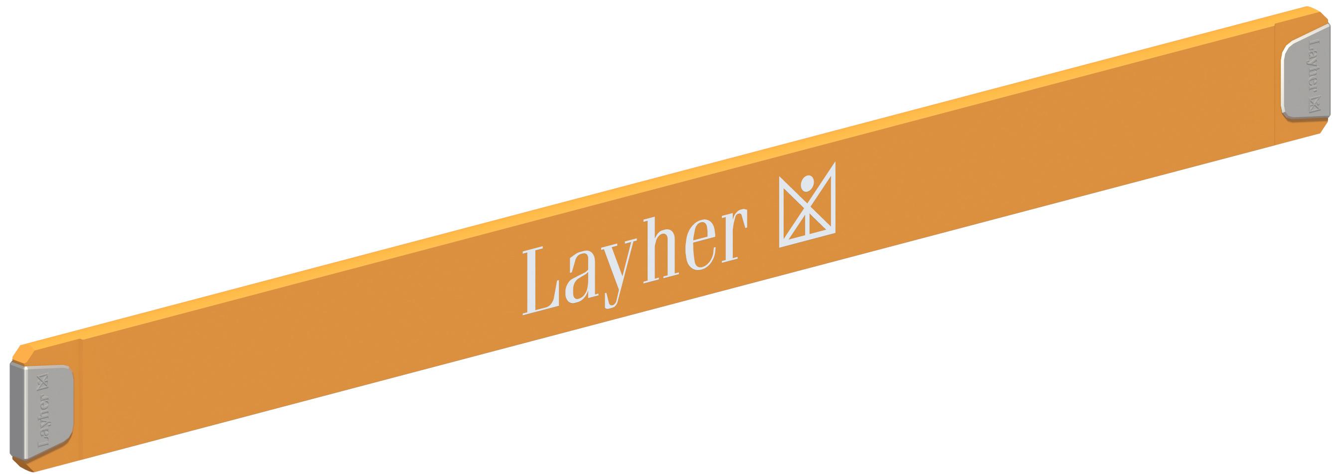 Layher Staro Rollbock Holz-Stirnbordbrett 1,90 m