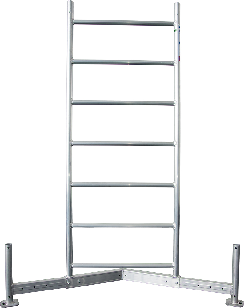 Krause Rollgerüst ClimTec Grundrahmen 1,75 x 0,65 m