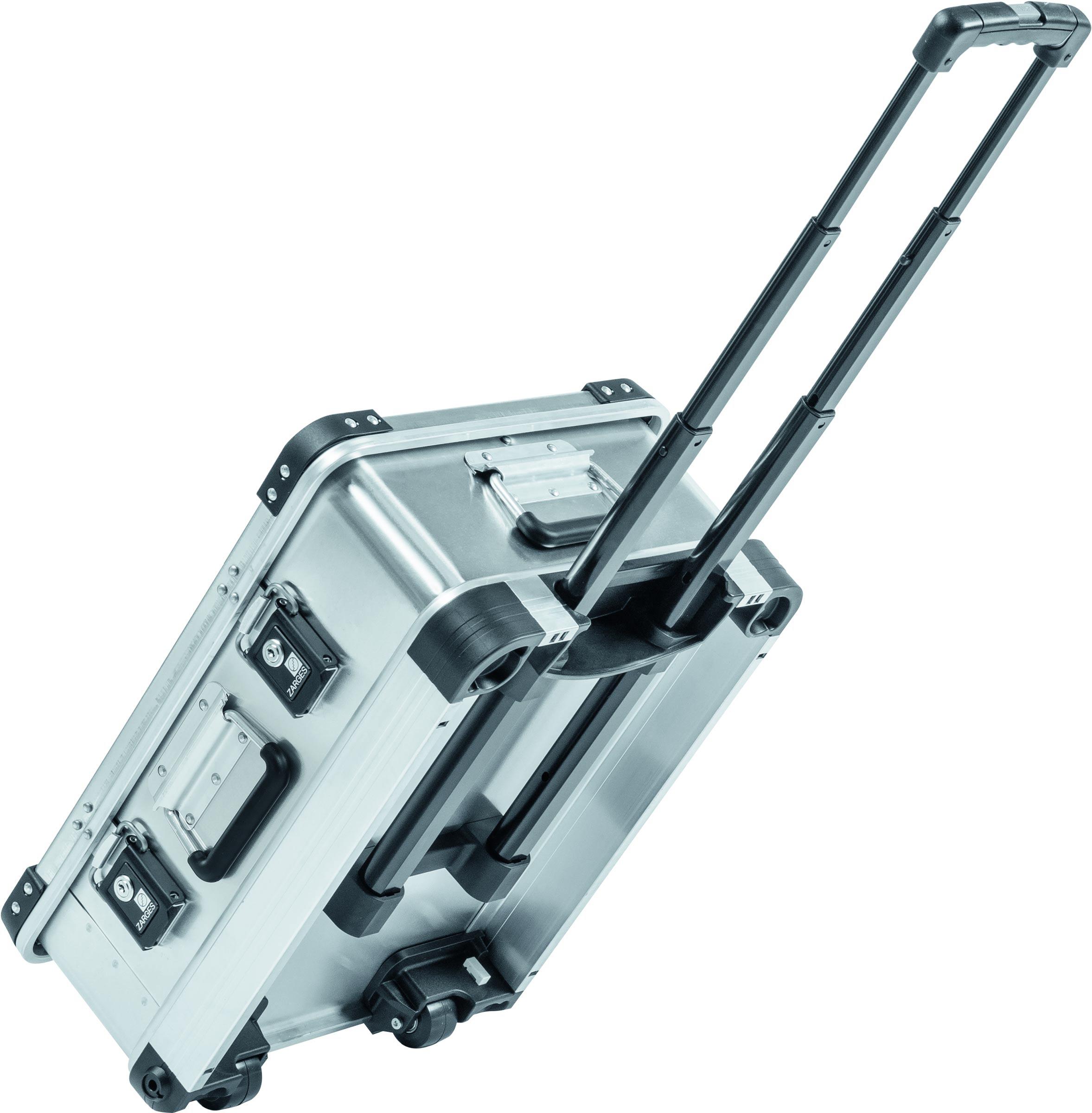 ZARGES Alubox K 424 XC Mobil Box 28 Liter