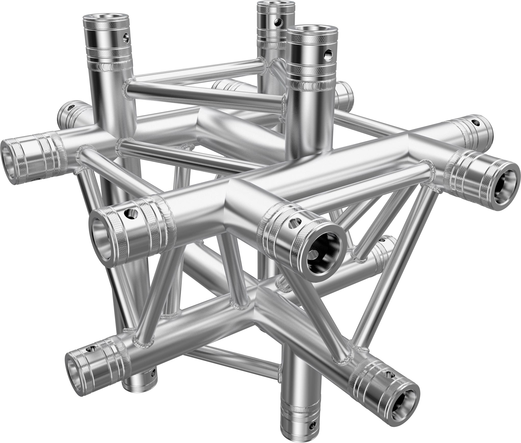 Global Truss F33 6-Weg Ecke C61
