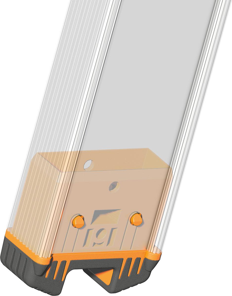 Layher Combigrip-Leiternfuß 76 mm