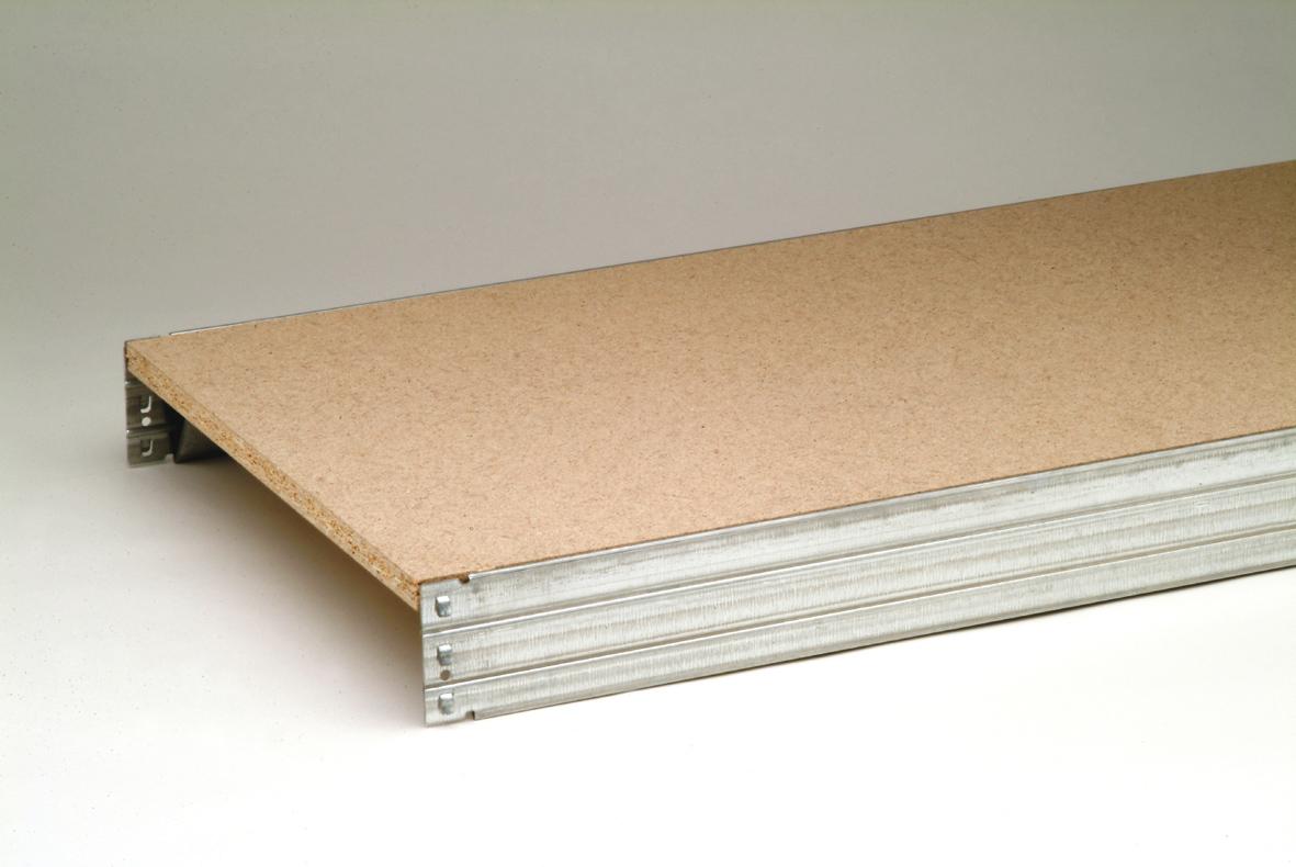 Regalwerk Schilderregal Zusatzebene 875 x 600 mm Zusatzebene - Paneel-Ebene - Längsträger für Fachteilerstäbe (RW-B3-30861-K) Bild-01