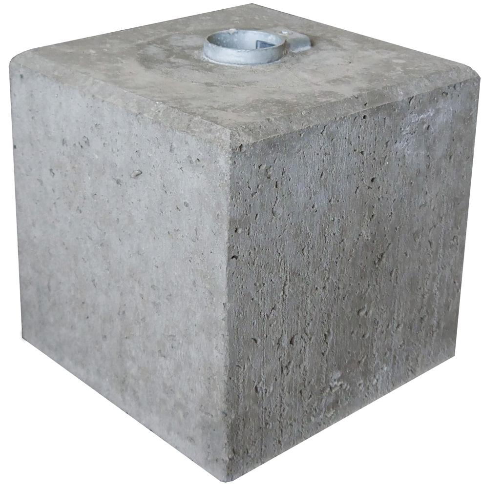 Schake Betonklotz 60 kg - 300 x 300 x 300 mm