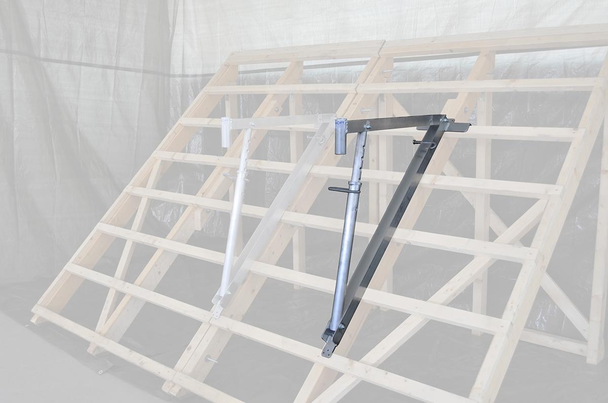 ESDA Dachständer Dachbock Alu