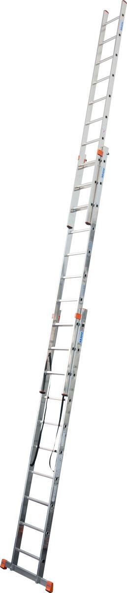 Krause Alu-Sprossenvielzweckleiter Tribilo® 3x10 Sprossen