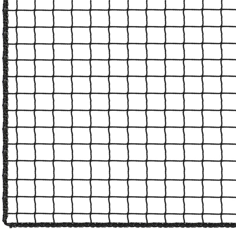 Huck Schutznetz MW 30 | Ø 1,8 mm nach Maß - schwarz