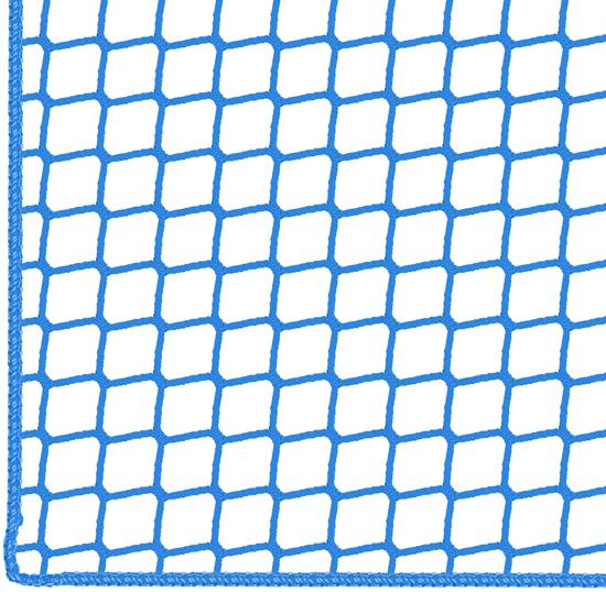 Regal-Sicherheitsnetz MW 45 | Ø 5,0 mm - 2,80 x 3,00 m blau