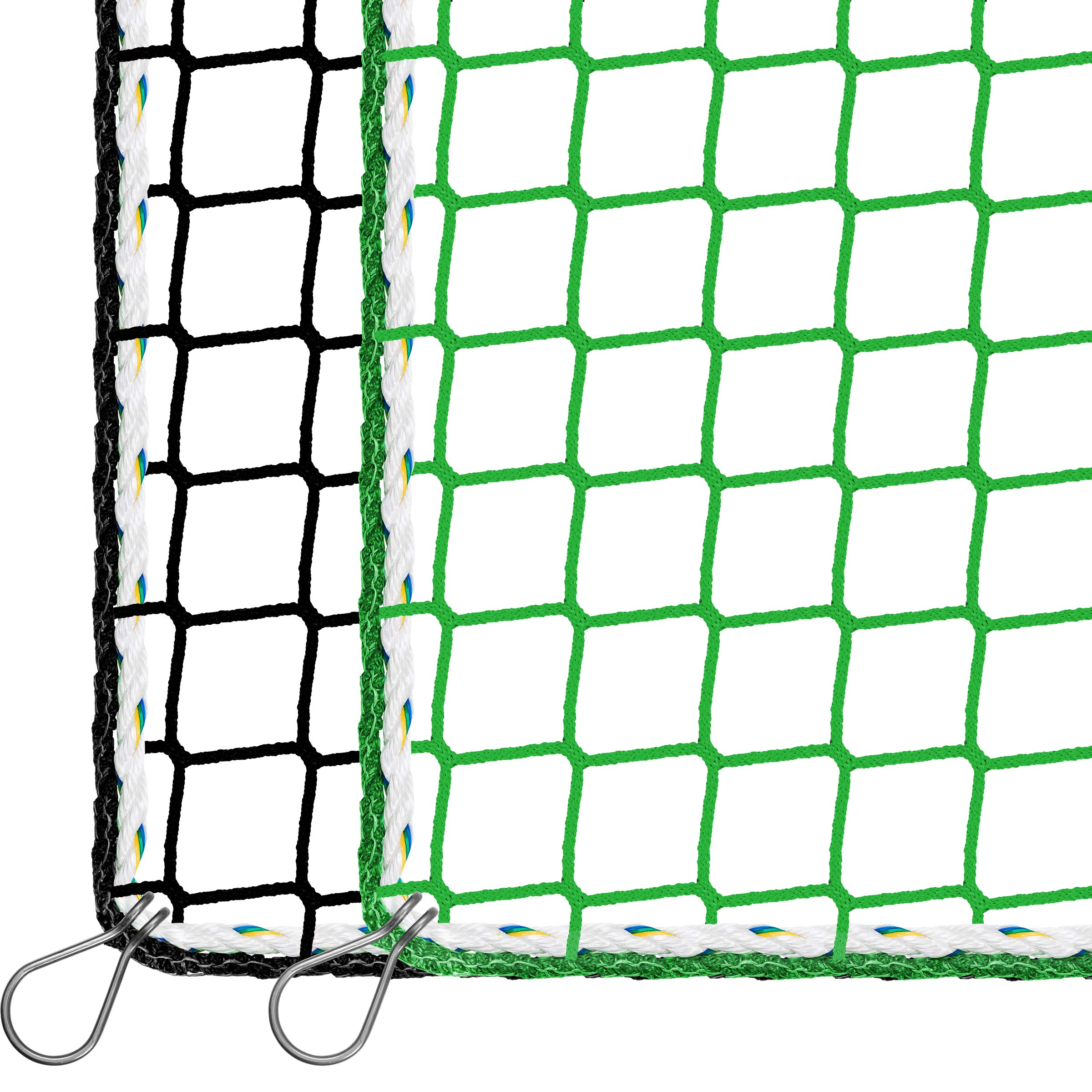 Auffangnetz mit Kauschenbügel