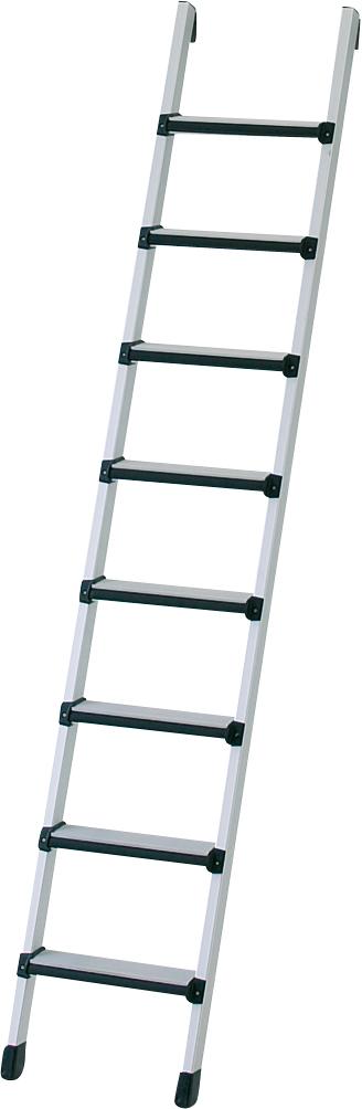 ZARGES Leiter Anlegeleiter Comfortstep L - Stufen