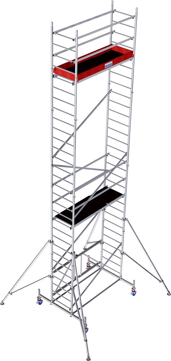 Klappgerüst Krause Monto ProTec XS 0,70x2,00m - AH 8,80m