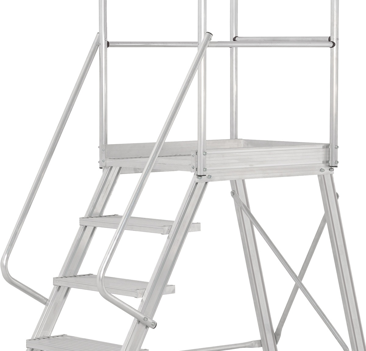 Hymer Podesttreppe Handlauf 6-7 Stufen