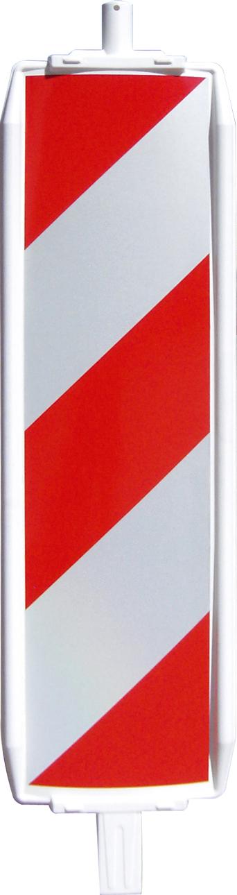 Schake Kunststoffbake Typ 60 Folie Typ 3 schraffiert doppelseitig rechts- | linksabweisend