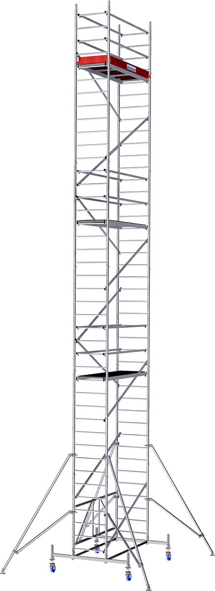 Klappgerüst Krause Monto ProTec XS 0,70x2,00m - AH 11,80m