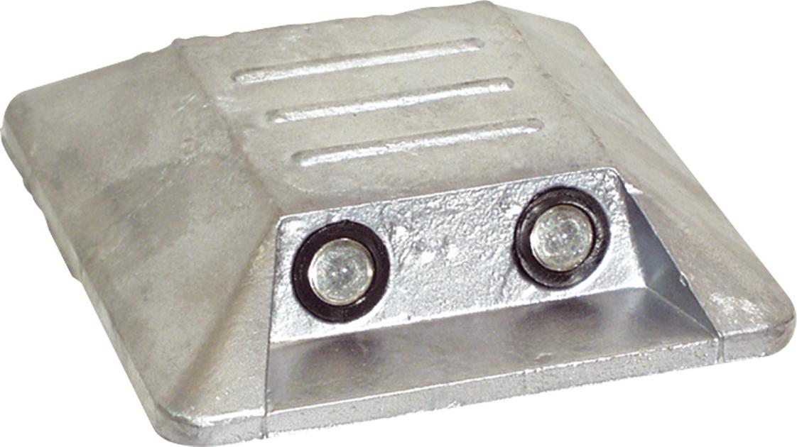 Schake Alumarkierungsnagel 100 x 100 mm Markierungsknopf Alu - verschiedene Ausführungen (SK-C-39121) Bild-01