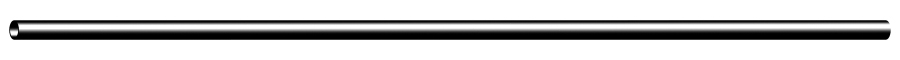 Layher Gerüstrohr Stahl 1,00 m