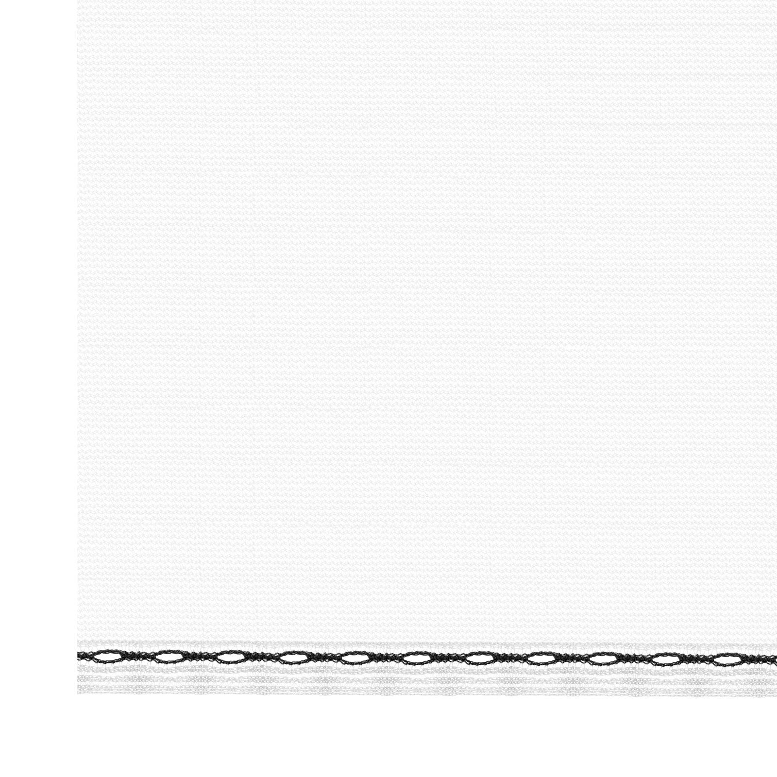 Staubschutznetz extra 2,70 x 50,00 m weiß