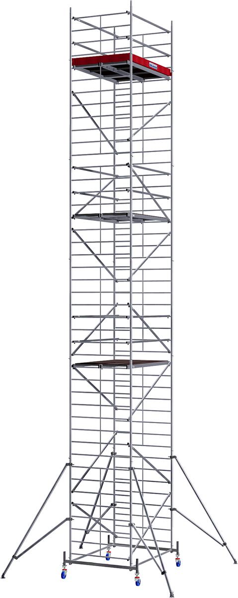 Rollgerüst Krause Monto ProTec XXL 1,40x2,00m - AH 12,30m