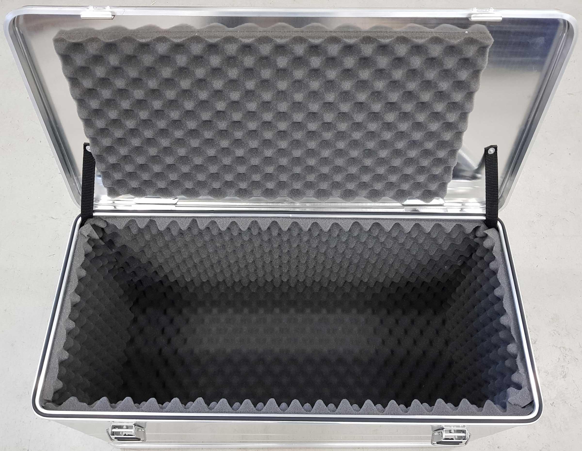 ZARGES Alubox Schaumstoffauskleidung 750 x 350 x 310 mm