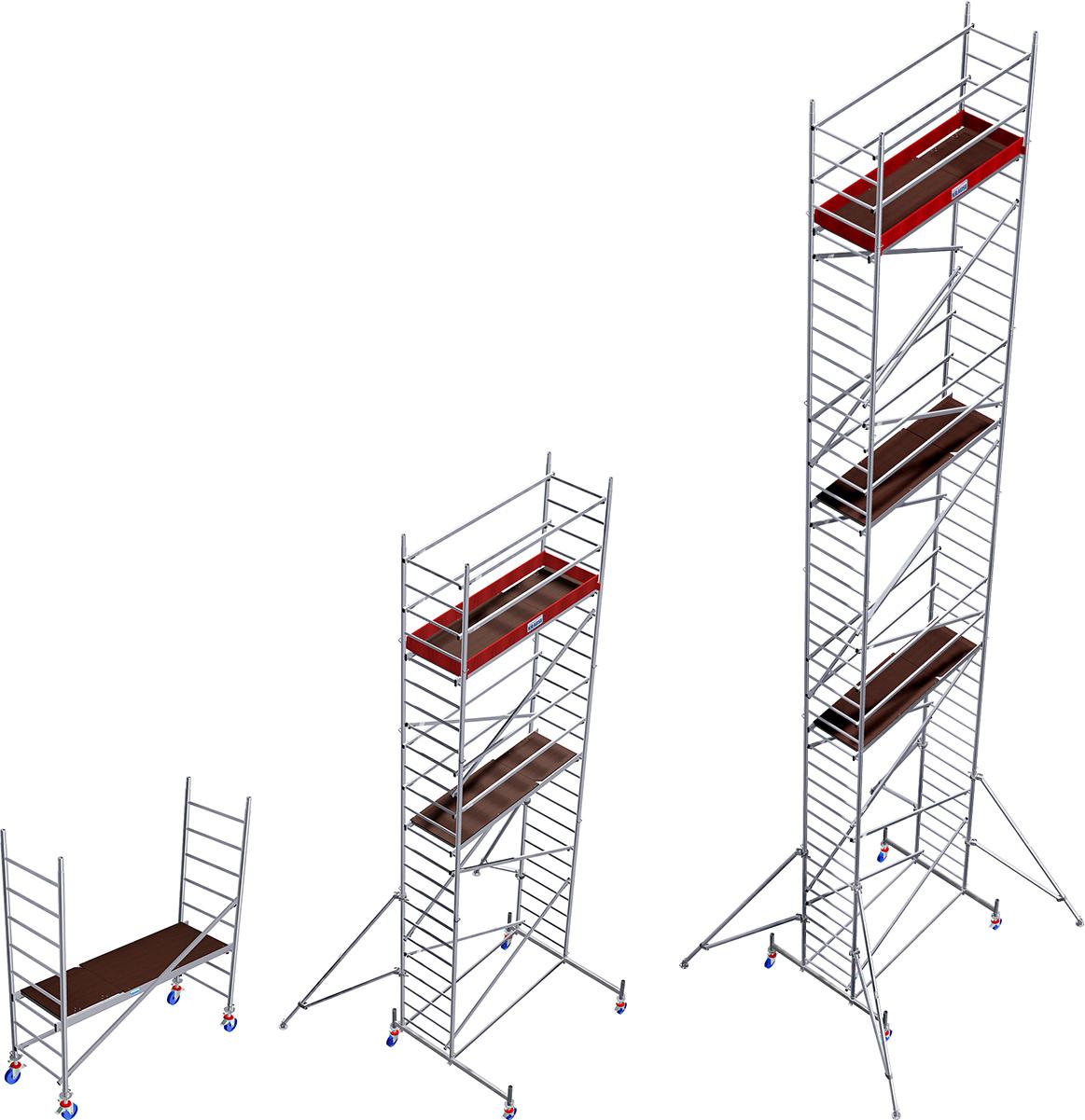 Rollgerüst Krause Monto ProTec Alu 0,70x2,00m