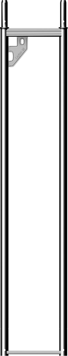Layher Blitz Stellrahmen Stahl 2,00 x 0,36 m