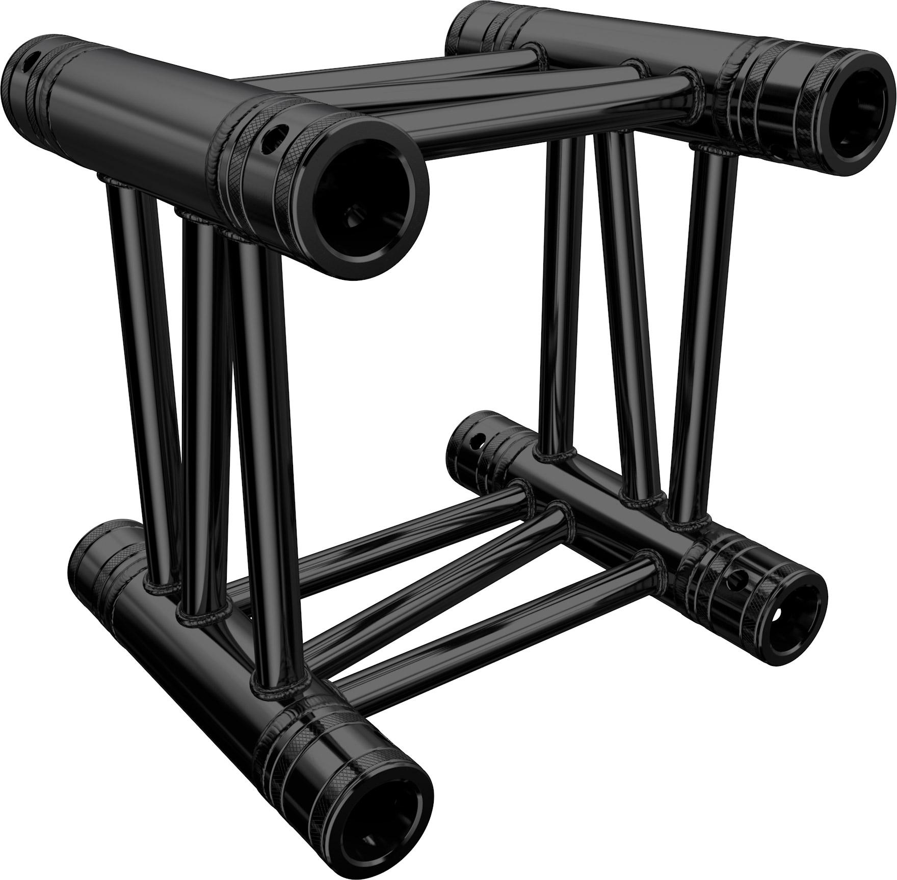 Global Truss Traverse F34 25 cm Stage Black