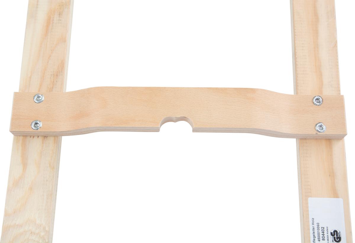 Krause Holz-Dachleiter 8 Sprossen