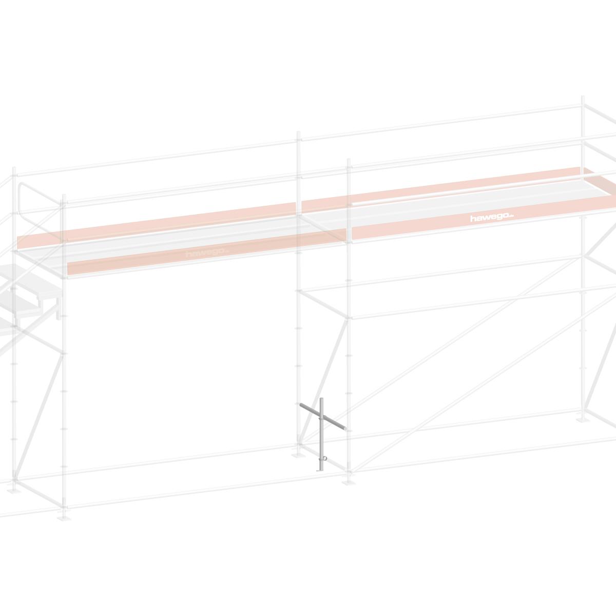 Layher Eisfrei-Verankerung-Set Boden