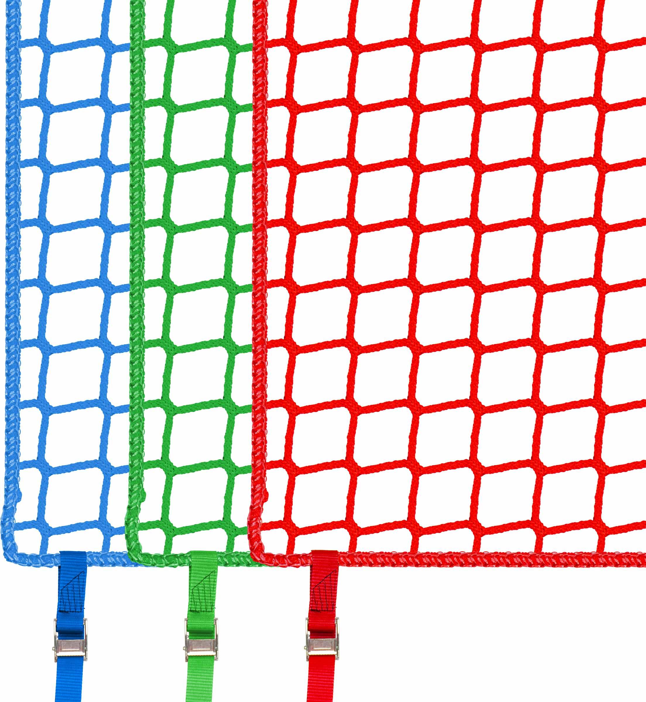 Huck Seiten Schutznetz mit Gurtschnellverschlüssen