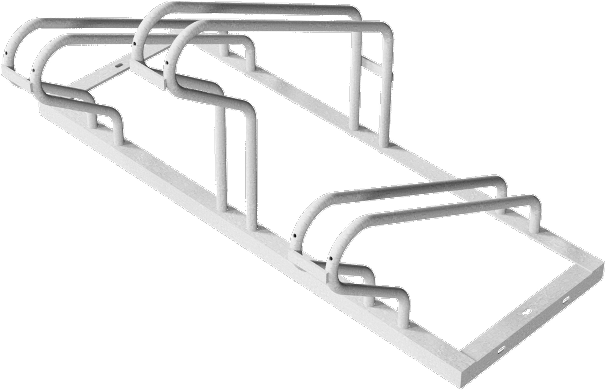 Schake Fahrradständer Stahl - verzinkt